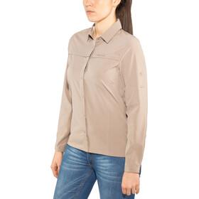 Craghoppers NosiLife Pro II Long Sleeved Shirt Dame mushroom